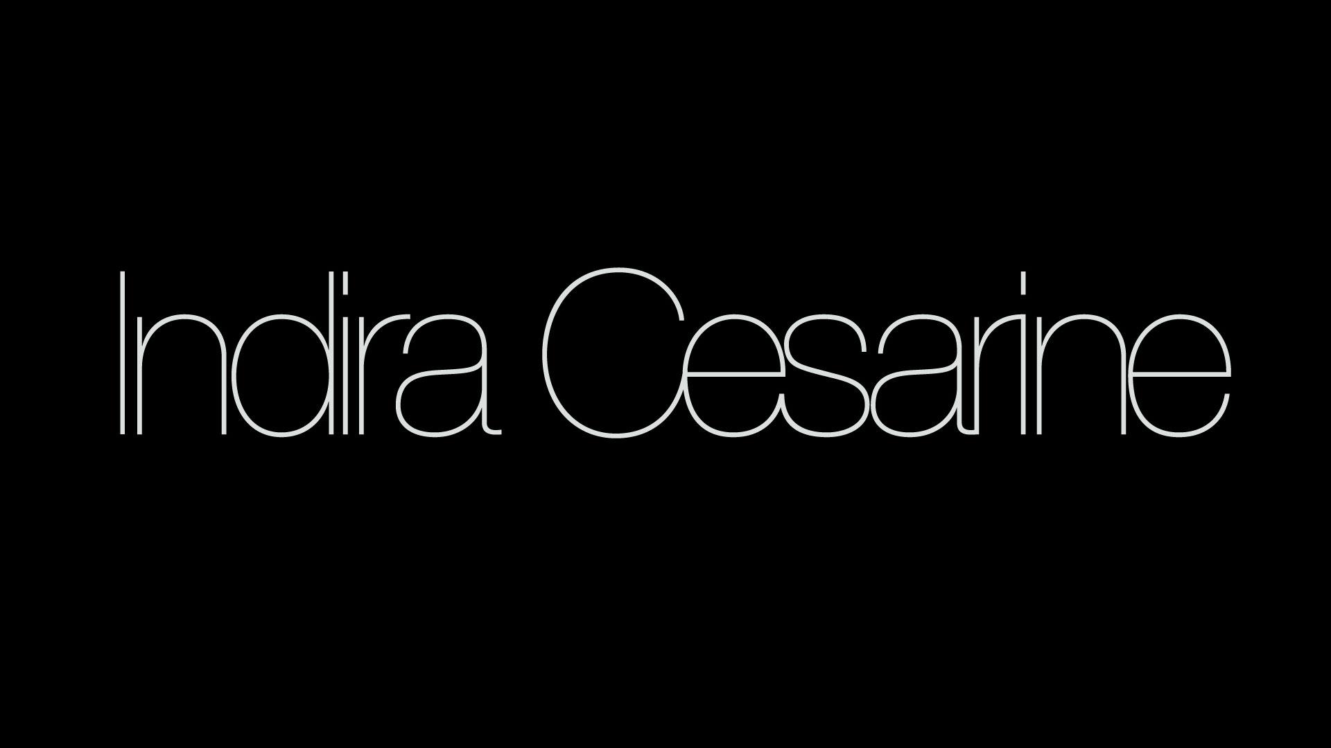 Indira-Cesarine-Logo-Intro-b