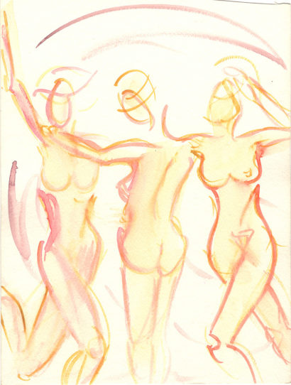 Indira-Cesarine-Three-Graces-Watercolor-on-Paper-The-Three-Graces-Series-1992-copy-1.jpg