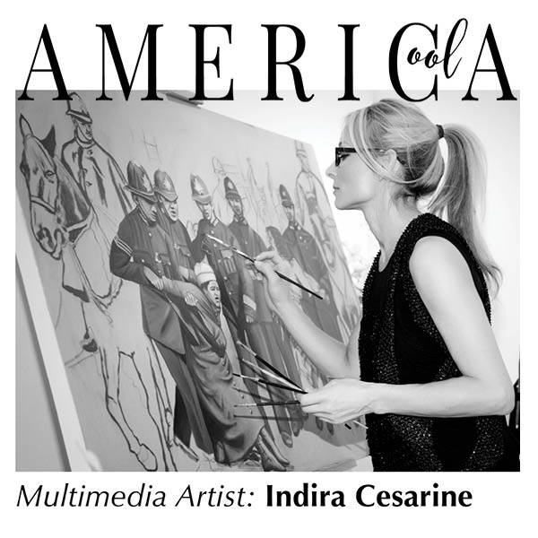 Indira Cesarine interview - Cool America Magazine