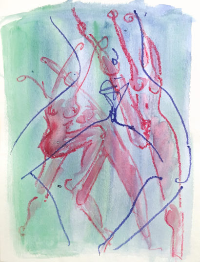 Indira-Cesarine-The-Dance-No-11-Watercolor-on-Paper-The-Sappho-Series-1992-lr-copy.jpg