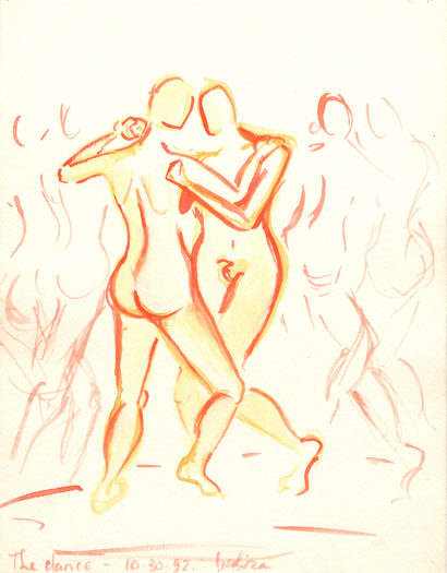 Indira-Cesarine-The-Dance-No-5-Watercolor-on-Paper-The-Sappho-Series-1992-1.jpg