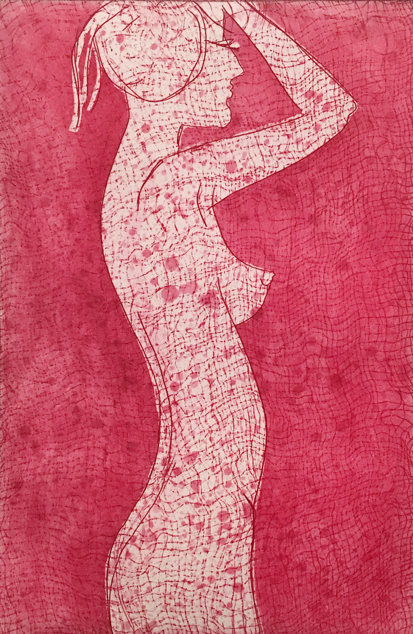 Indira-Cesarine-Girl-In-Silhouette-Pink-2017-Intaglio-on-Cotton-Paper-with-Aquatint-LR2.jpg