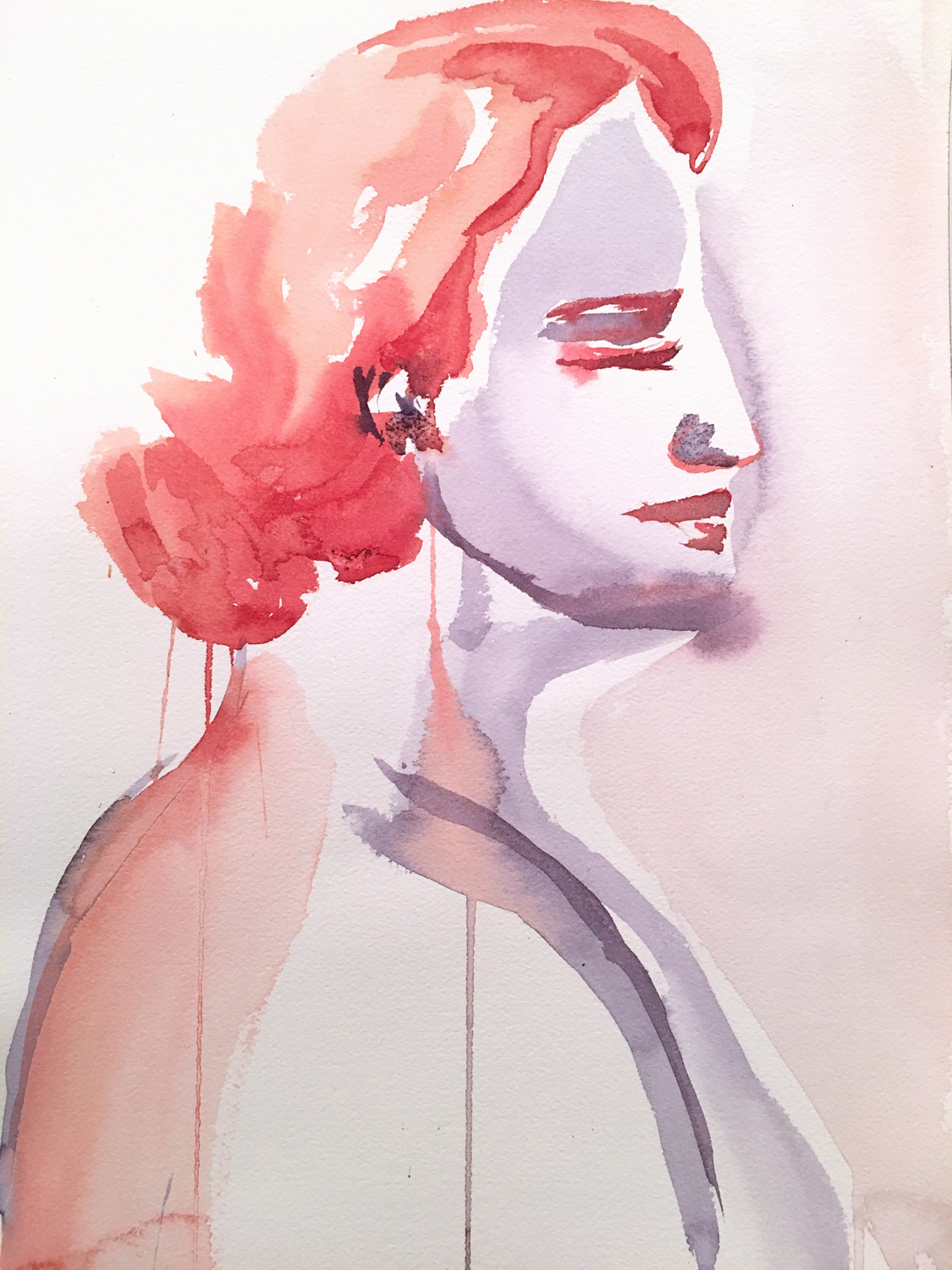 Helen-Watercolor-on-paper-by-Indira-Cesarine-004.jpg
