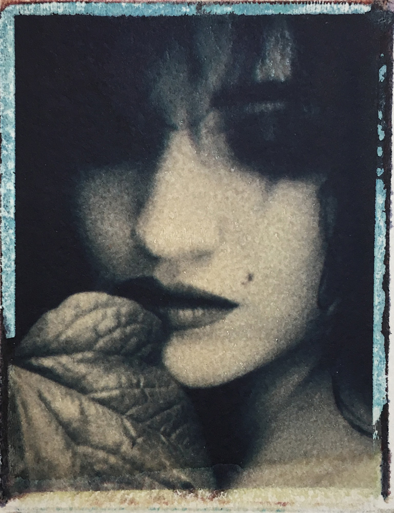 Indira-Cesarine-Girl-with-Leaves-Poloroid-Transfer-on-Rag-Paper-4-x-3-1993x.jpg